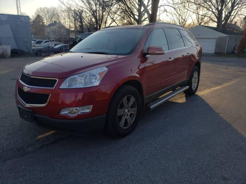 2010 Chevrolet Traverse for sale at Car Kings in Cincinnati OH