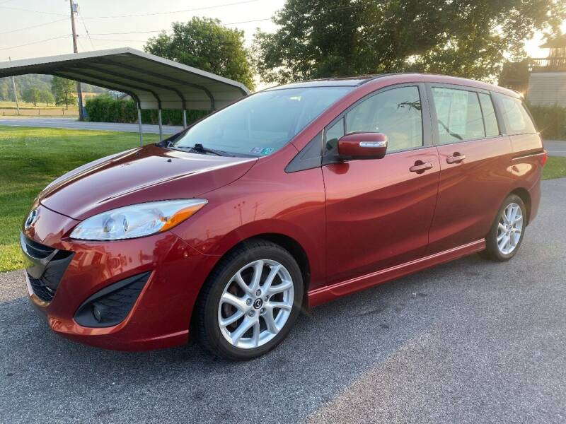 2014 Mazda MAZDA5 for sale at Finish Line Auto Sales in Thomasville PA