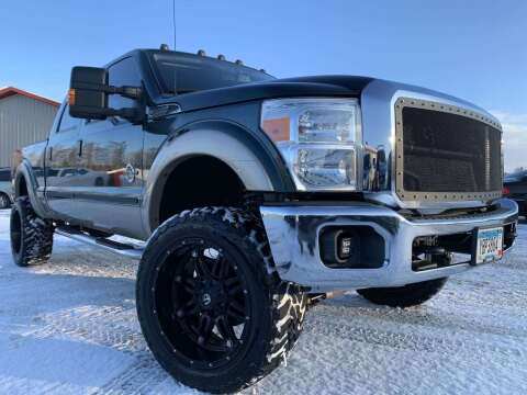2011 Ford F-350 Super Duty for sale at LUXURY IMPORTS in Hermantown MN
