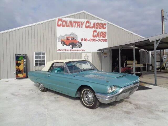 1964 Ford Thunderbird for sale in Staunton, IL