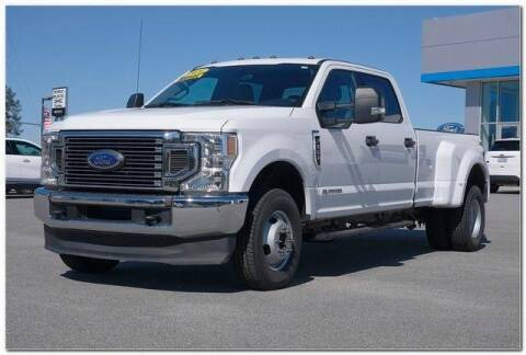 2020 Ford F-350 Super Duty for sale at WHITE MOTORS INC in Roanoke Rapids NC