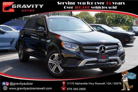 2019 Mercedes-Benz GLC for sale at Gravity Autos Roswell in Roswell GA
