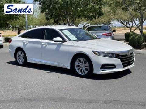 2018 Honda Accord for sale at Sands Chevrolet in Surprise AZ