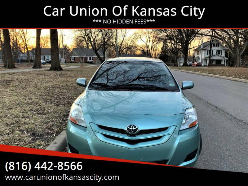 2007 Toyota Yaris for sale at Car Union Of Kansas City in Kansas City MO
