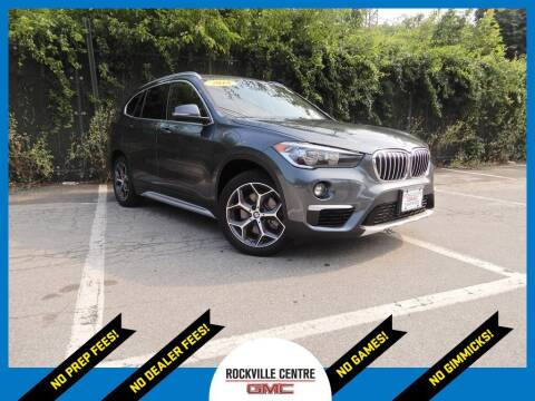 2018 BMW X1 for sale at Rockville Centre GMC in Rockville Centre NY