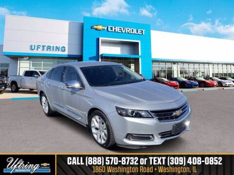 2017 Chevrolet Impala for sale at Gary Uftring's Used Car Outlet in Washington IL