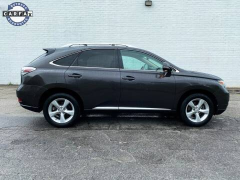 2010 Lexus RX 350 for sale at Smart Chevrolet in Madison NC
