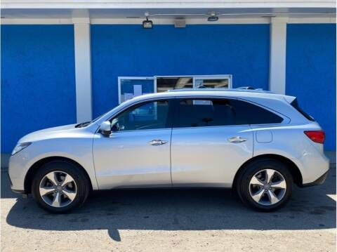 2014 Acura MDX for sale at Khodas Cars in Gilroy CA