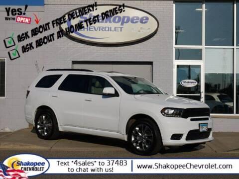 2020 Dodge Durango for sale at SHAKOPEE CHEVROLET in Shakopee MN