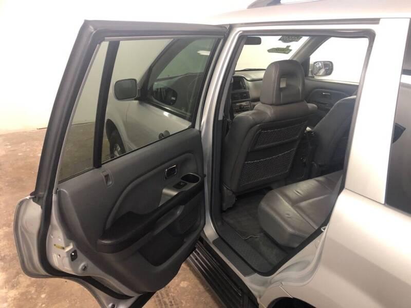2005 Honda Pilot 4dr EX-L 4WD SUV w/Leather and Navigation System - Eastlake OH