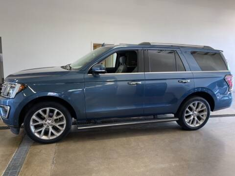 2018 Ford Expedition for sale at Kerns Ford Lincoln in Celina OH