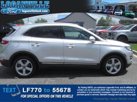 2017 Lincoln MKC for sale at Loganville Quick Lane and Tire Center in Loganville GA