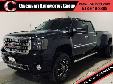 2013 GMC Sierra 3500HD for sale at Cincinnati Automotive Group in Lebanon OH