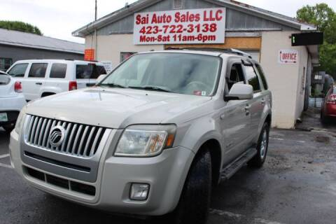 2008 Mercury Mariner for sale at SAI Auto Sales - Used Cars in Johnson City TN