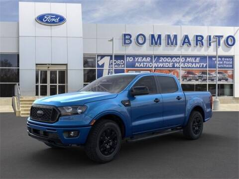 2021 Ford Ranger for sale at NICK FARACE AT BOMMARITO FORD in Hazelwood MO