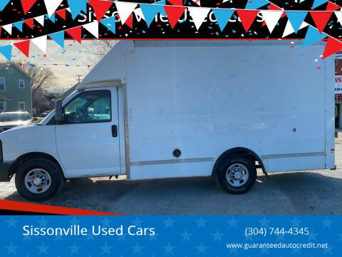 2008 Chevrolet Express Cutaway for sale at Sissonville Used Cars in Charleston WV