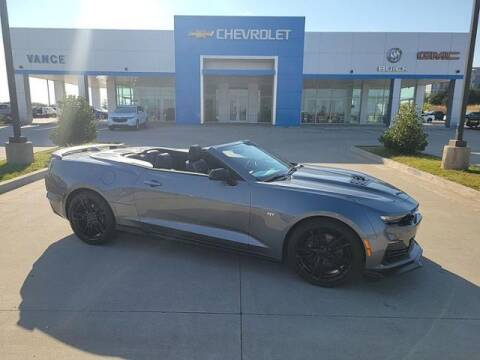 2021 Chevrolet Camaro for sale at Vance Fleet Services in Guthrie OK