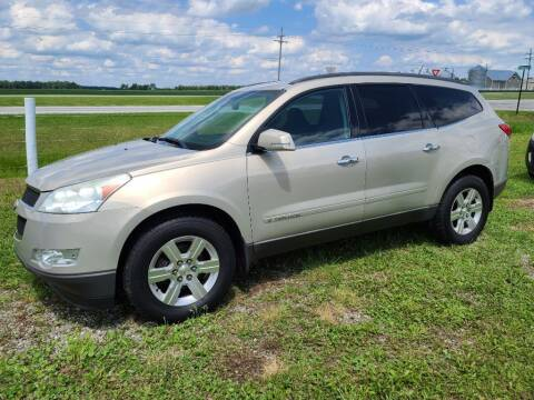 2009 Chevrolet Traverse for sale at Claborn Motors, INC in Cambridge City IN