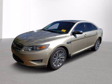 2010 Ford Taurus for sale at Jimmys Car Deals in Livonia MI