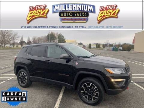 2020 Jeep Compass for sale at Millennium Auto Sales in Kennewick WA