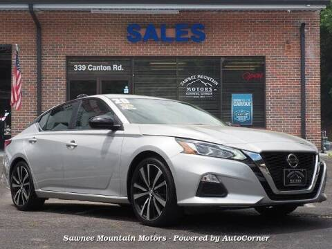 2020 Nissan Altima for sale at Michael D Stout in Cumming GA