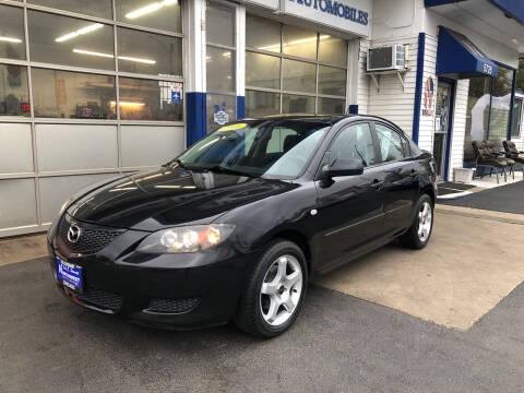 2006 Mazda MAZDA3 for sale at Jack E. Stewart's Northwest Auto Sales, Inc. in Chicago IL