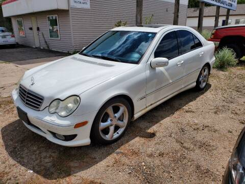2006 Mercedes-Benz C-Class for sale at GOOD NEWS AUTO SALES in Fargo ND