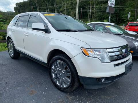 2010 Ford Edge for sale at Pine Grove Auto Sales LLC in Russell PA