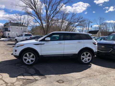 2013 Land Rover Range Rover Evoque for sale at Top Line Import of Methuen in Methuen MA