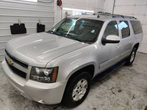 2013 Chevrolet Suburban for sale at Jem Auto Sales in Anoka MN