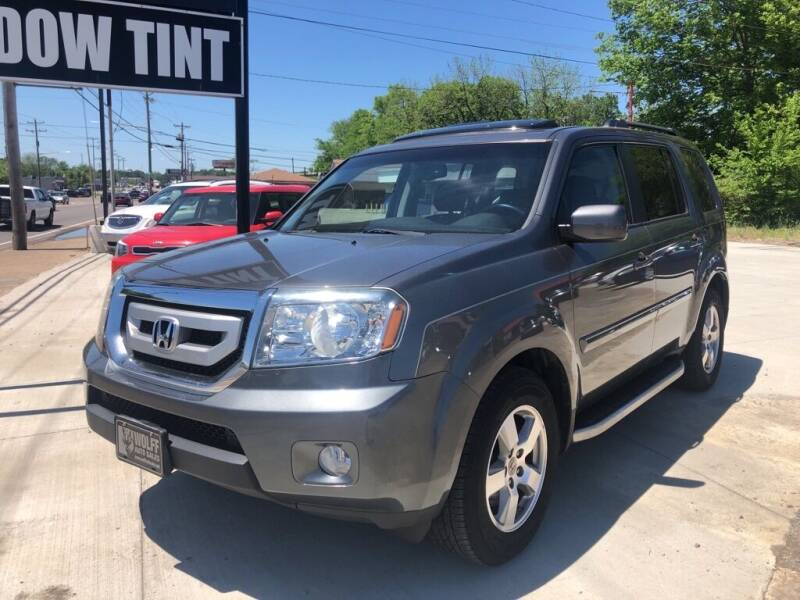 2011 Honda Pilot for sale at Wolff Auto Sales in Clarksville TN