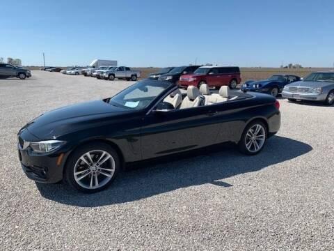 2018 BMW 4 Series for sale at Burtle Motors in Auburn IL