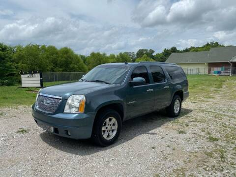 2007 GMC Yukon XL for sale at Tennessee Valley Wholesale Autos LLC in Huntsville AL