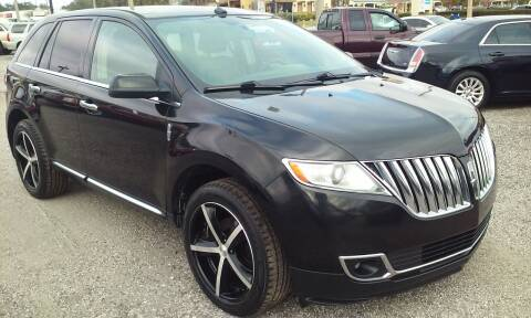 2011 Lincoln MKX for sale at Pinellas Auto Brokers in Saint Petersburg FL