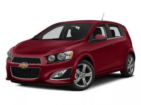 2014 Chevrolet Sonic for sale at Smart Motors in Madison WI
