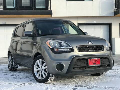 2013 Kia Soul for sale at Avanesyan Motors in Orem UT