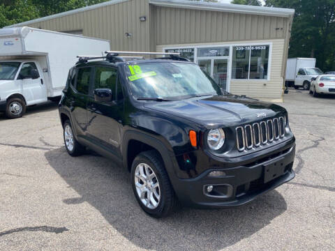 2018 Jeep Renegade for sale at Auto Towne in Abington MA