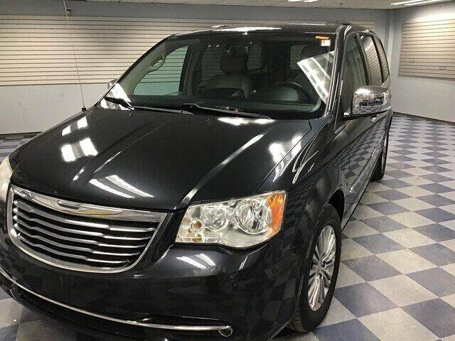 2014 Chrysler Town and Country for sale at Mirak Hyundai in Arlington MA