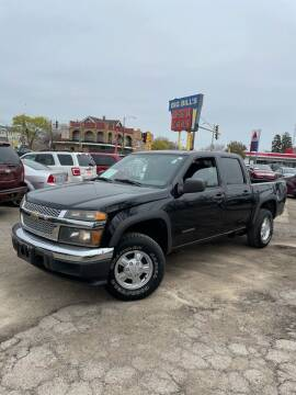 2004 Chevrolet Colorado for sale at Big Bills in Milwaukee WI