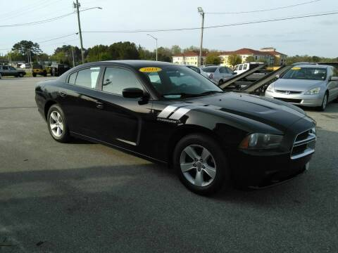 2013 Dodge Charger for sale at Kelly & Kelly Supermarket of Cars in Fayetteville NC