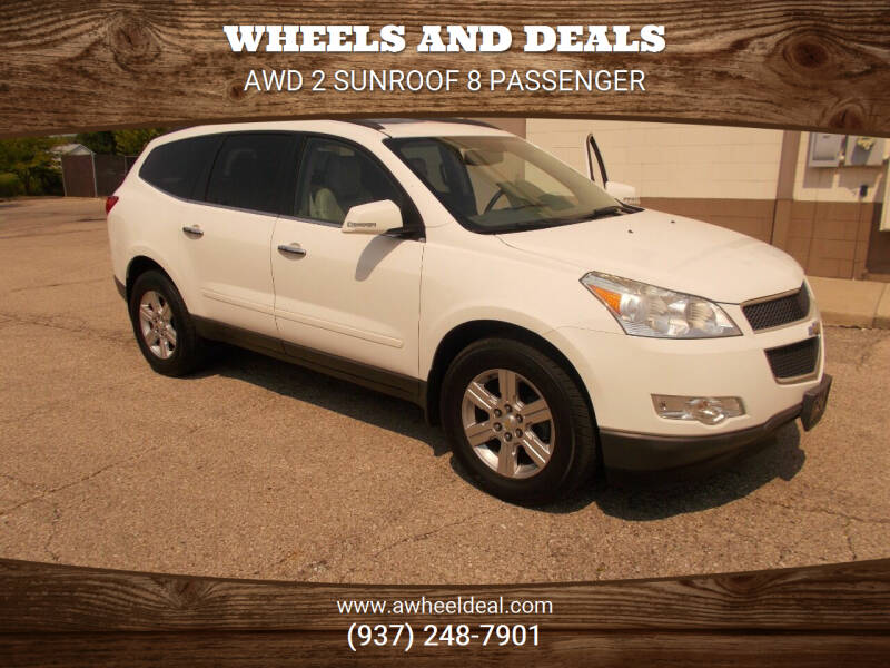 2012 Chevrolet Traverse for sale at Wheels and Deals in New Lebanon OH