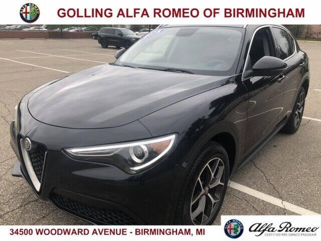 2018 Alfa Romeo Stelvio for sale in Waterford, MI