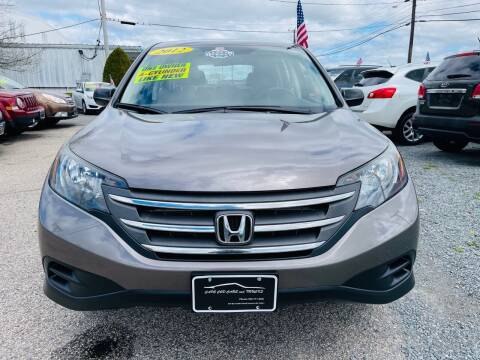 2012 Honda CR-V for sale at Cape Cod Cars & Trucks in Hyannis MA