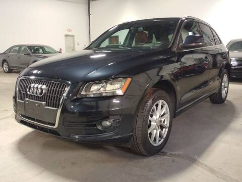2012 Audi Q5 for sale at MULTI GROUP AUTOMOTIVE in Doraville GA