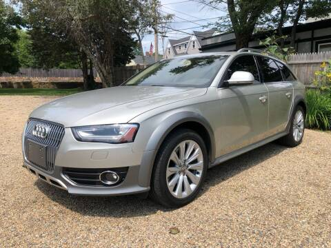 2015 Audi Allroad for sale at Beverly Farms Motors in Beverly MA
