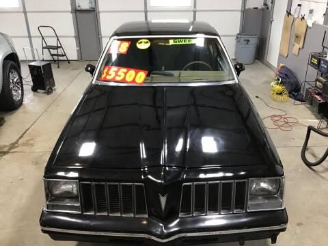 1978 Pontiac Grand Am for sale at K & E Auto Sales in Ardmore AL