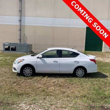 2015 Nissan Versa for sale at Monster Cars in Pompano Beach FL