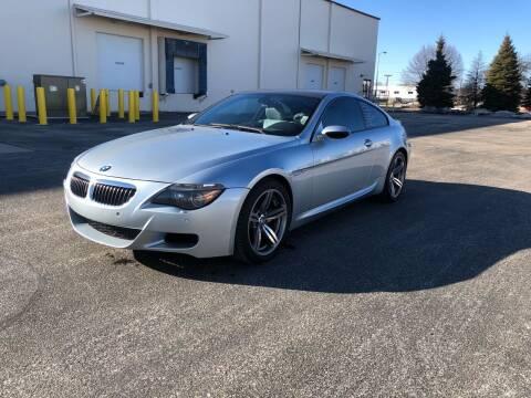 2006 BMW M6 for sale at Scott's Automotive in West Allis WI