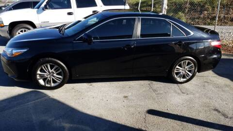 2017 Toyota Camry for sale at Green Tree Motors in Elizabethton TN