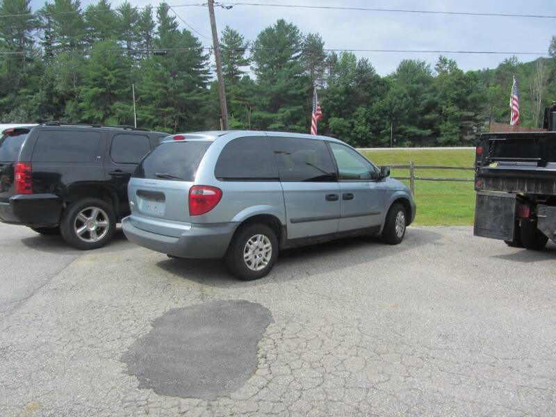 2006 Dodge Caravan for sale at Jons Route 114 Auto Sales in New Boston NH